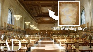 Hidden Details Of The New York Public Library | Architectural Digest