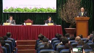 Thủ tướng Nguyễn Xuân Phúc dự tổng kết ngành văn hóa, thể thao và du lịch
