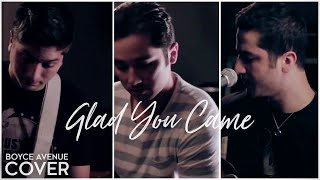 The Wanted - Glad You Came (Boyce Avenue acoustic cover) on iTunes