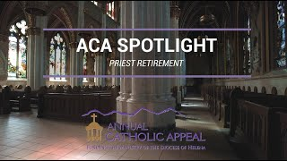 Annual Catholic Appeal 2020 Spotlight | Priest Retirement