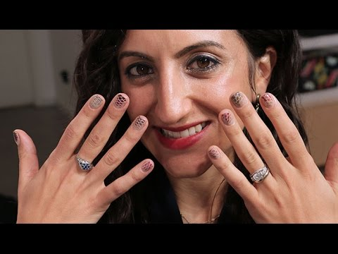 OMG with RJS: Easy Nail Art Tips and Tricks