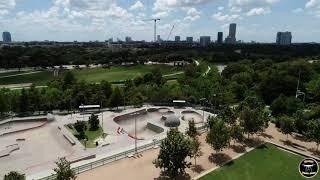"Dji phantom 4PRO v2.0 ultra HD 4k"" Buffalo Park Houston tx."