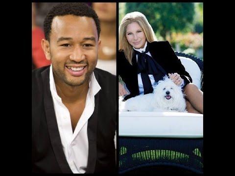 "Barbra Streisand with John Legend  ""What Kind Of Fool"""
