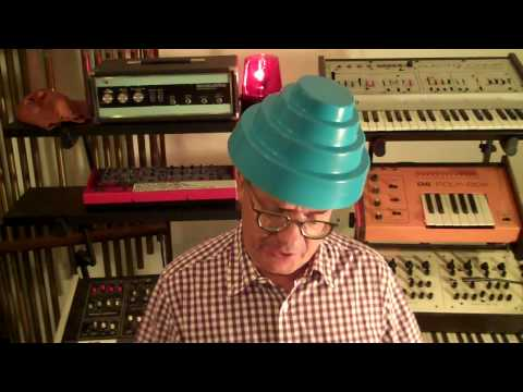 Mark Mothersbaugh DEVO promo for Des Moines, Iowa 2010