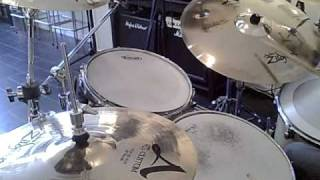 TOM PETTY - SINCE YOU SAID YOU LOVED ME  ( Drum Cover )