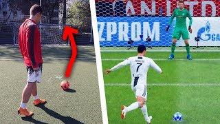 ПЕНАЛЬТИ В ЖИЗНИ VS ПЕНАЛЬТИ В FIFA