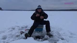 Серия 4  Плотва в глухозимье  Уловистая рыбалка с Евгением Середой