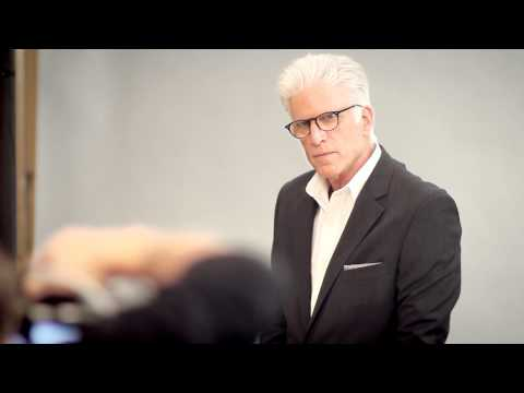 Ted Danson Discusses the Link Between Protecting Oceans and Feeding the World