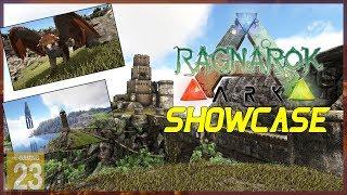 ARK: Ragnarok - Map Vorstellung [Deutsch/Showcase] - Greifen - Griffin