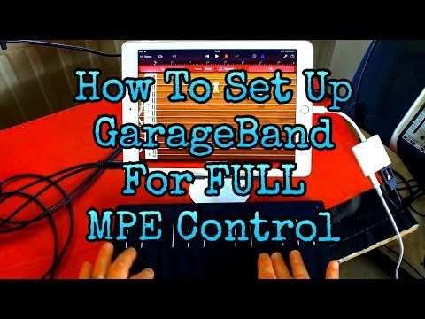 Download How To Set Up Garageband For Full Roli Seaboard Mpe
