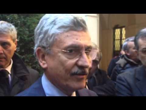 Massimo D'Alema e la politica