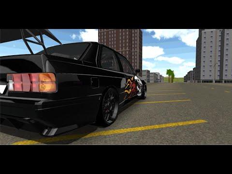 E30 Modifiye Drift 3D | Best android gameplay | Game for kids|