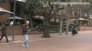 preview picture of video 'Zona  T  - Places to go in Bogota - bogotatravelguide.com'