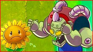 Игра Зомби против Растений Герои от Фаника Plants vs zombies Heroes 57
