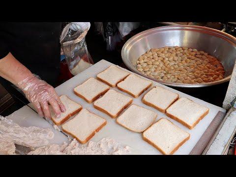 master of fish cake making / 토스트 어묵 / korean street food