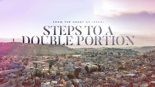 """""""Steps to a Double Portion From Israel"""" with Jentezen Franklin"""