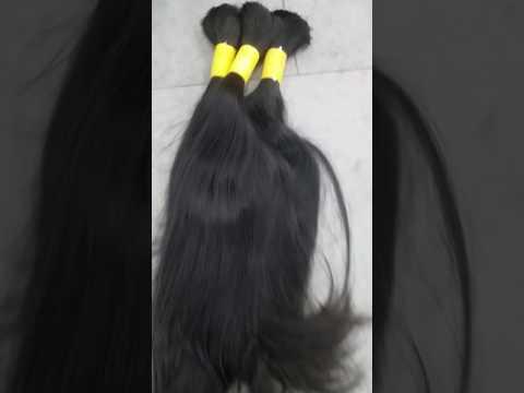 Virgin Hair Steam Curly Hair