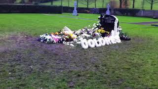 Dolores O Riordan' s Grave Caherelly, Limerick, Ireland