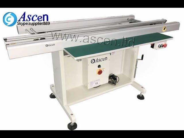 multi function pcb conveyor,auto PCB conveyor,PCB online conveyor