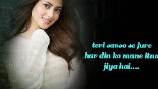 Kasak Full title Ost lyrics | Ary drama Iqra aziz   - YouTube
