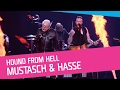 Mustasch & H.e - Hound From Hell