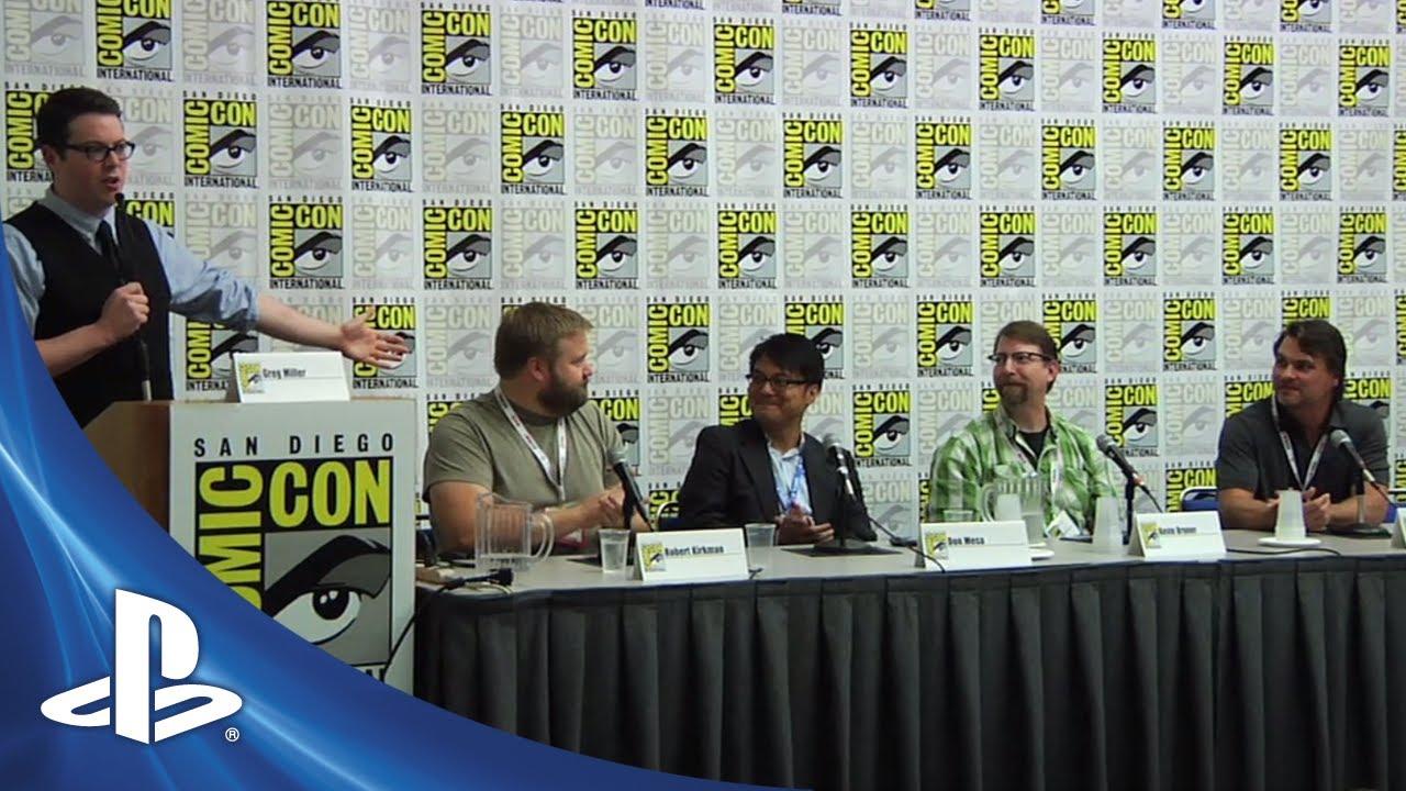 Mira el panel de The Walking Dead en la Comic-Con  13