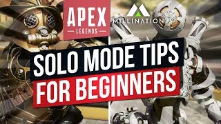 Apex Legends Solo Mode Tips for Beginners