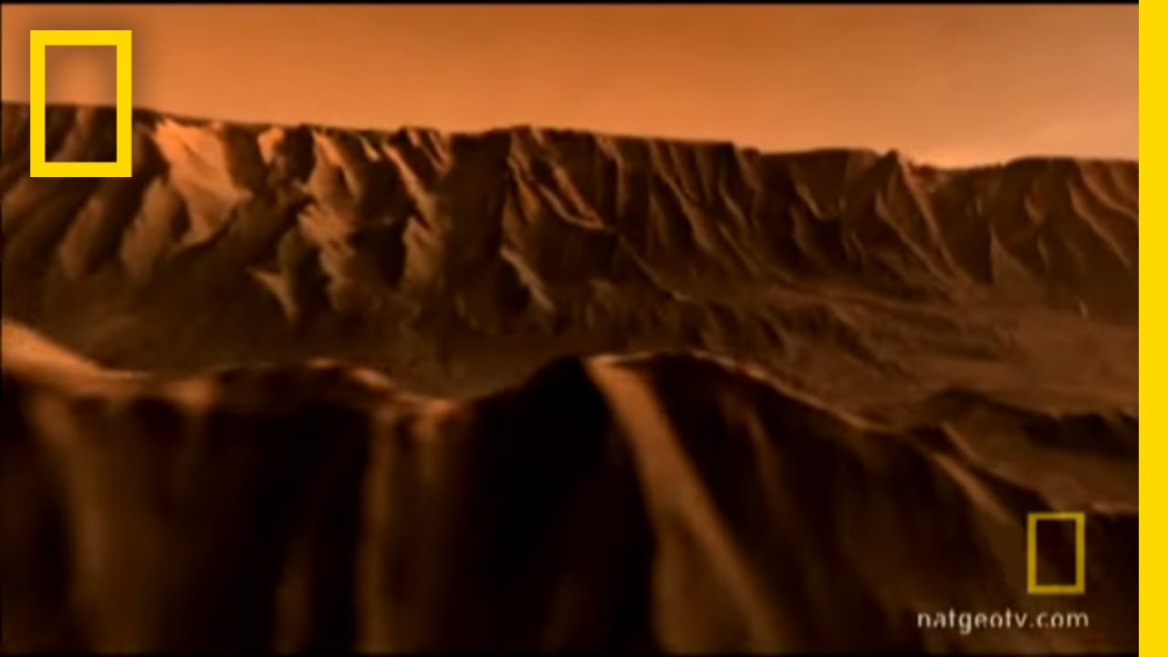 Sightseeing on Mars | National Geographic thumbnail