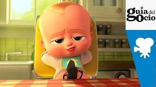 El Bebé Jefazo  The Boss Baby   Trailer 2 Español