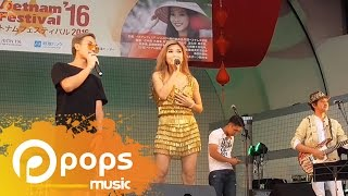 VietNam Festival In Tokyo - Trang Pháp ft Uyên Linh, Nhiều Nghệ Sĩ - YouTube