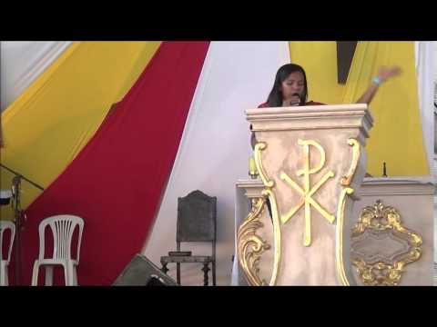 RCCPE Congresso 2015 - Video 5 - Jakeline - Se vivemos pelo...