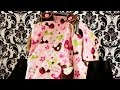 How to make a baby car seat cover / tent / canopy