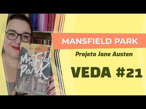 VEDA #21 - Mansfield Park [Jane Austen] Resenha #021 | Li num Livro
