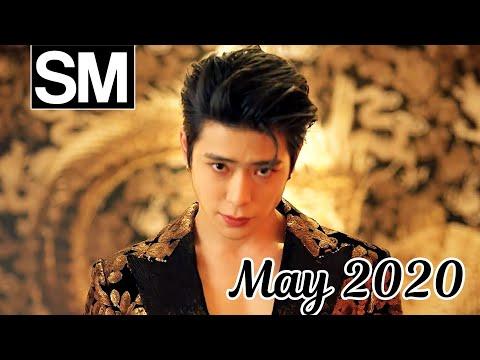 [TOP 100] Most Viewed SM Kpop MVs [May 2020]