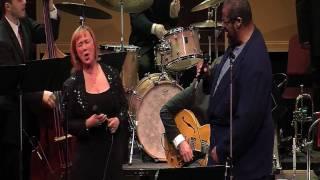 Blue Monk - Roseanna Vitro & Kevin Mahogany