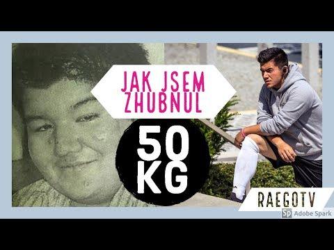 Jak jsem zhubnul 50 kilo ? MŮJ příběh