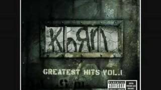 KoRn - Another Brick In The Wall (parts 1, 2, 3)