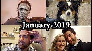 January 2019 - Vlog/Journal