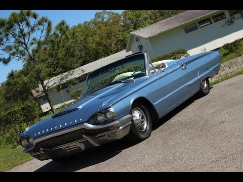 Video of '64 Thunderbird - PKSS