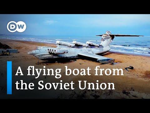 Russia's 'Caspian Sea Monster' Was an Impressive Machine