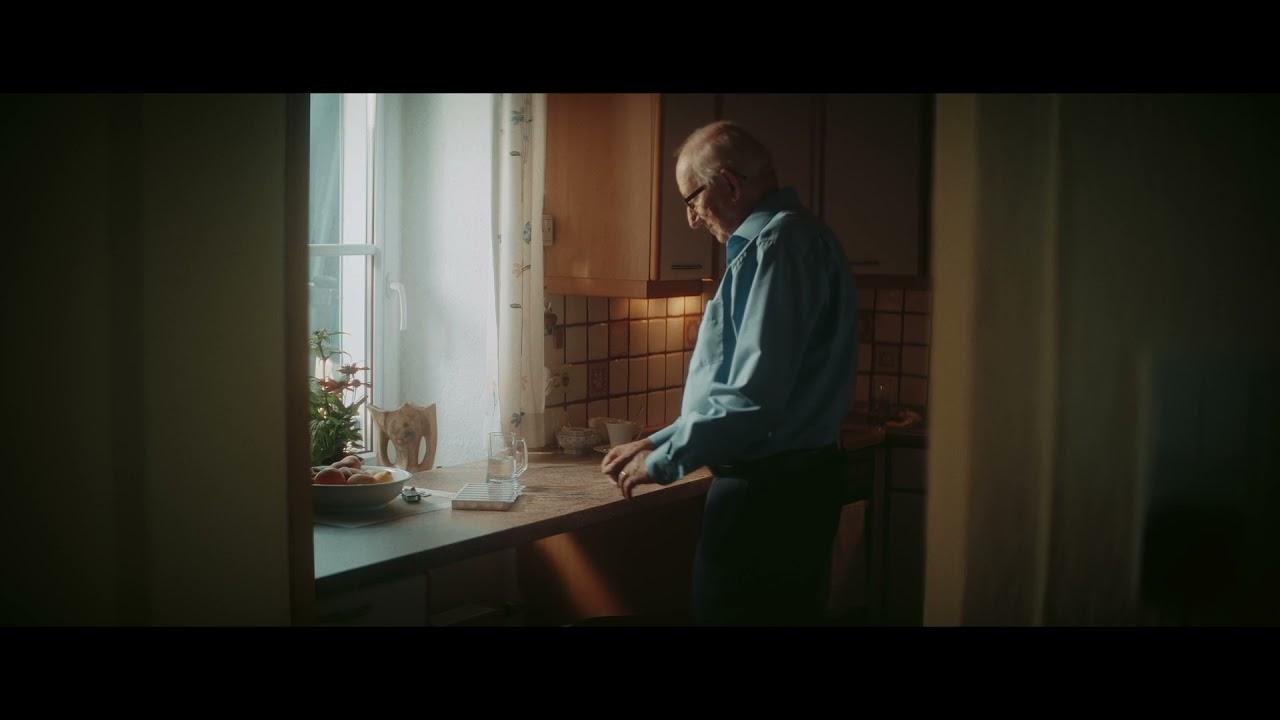 Helmut: Bei meiner Gesundheit geh' ich auf Nummer sicher