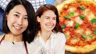 We Tried To Make Pizzas With Zero Waste