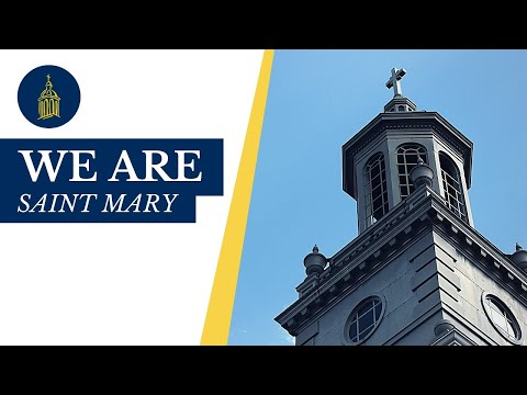 We are Saint Mary