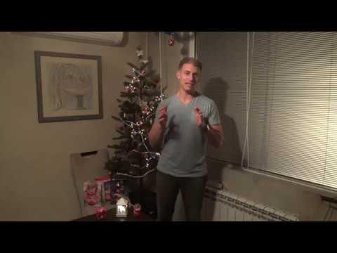 Моето пожелание към теб за Коледа