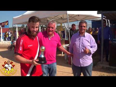 Premiação Só Amigos Futebol Clube Campeão da Segunda Divisão de Juquitiba em 2018