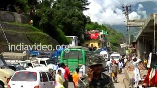Joshimath town, Uttarakhand