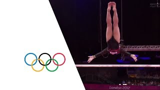 Women's Uneven Bars Final - London 2012 Olympics