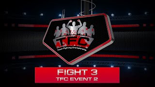 Fight 3 of the TFC Event 2 Wisemen (Gothenburg, Sweden) vs San-Da LPF (Riga, Latvia)