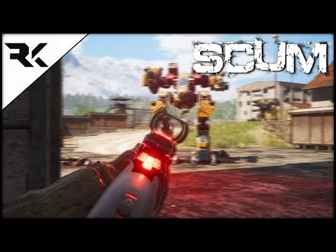 SCUM - Open World Survival At It's Best! [PC 2019] #RayKitArmy