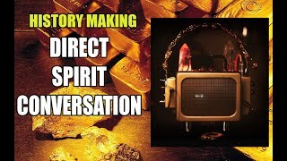 PREVIEW: The 1st True Clear Recorded Spirit Conversation in the World? Wonder Box Gold.